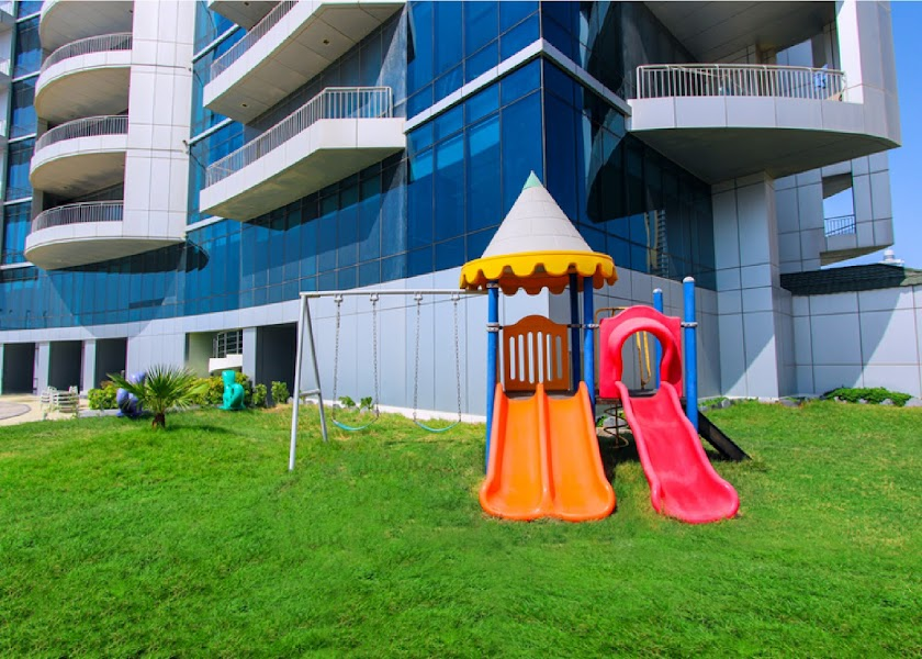 Kids Playing Area-01